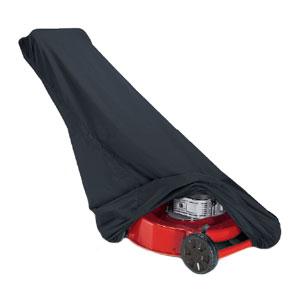 73117 Lawn Mower Cover Black