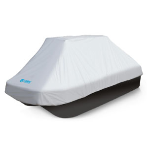 83404 SILVER-TECHTM POND BOAT COVER