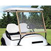 Deluxe Portable Golf Cart Windshield 4000101240100