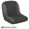 Small Neoprene Paneled Tractor Seat Cover 5214338020100