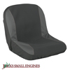 Large Neoprene Paneled Tractor Seat Cover 5214538040100