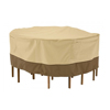Tall Veranda Round Table and Chair Set Cover 71922