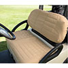 PADDED GOLF CAR SEAT COVER 72612