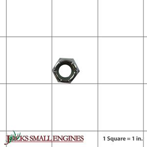 0048736 Nut- Nyloc 5-16-18