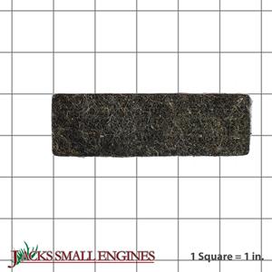 0190052 Air Filter Wool Felt