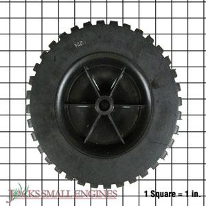 A00743 TIRE 8 X 1.75 SEMI P