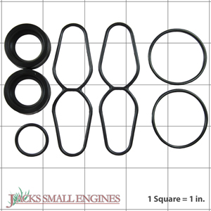 D23514 Kit Radial Seals