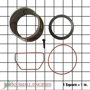 K0650 Cylinder and Piston Ring Replacement Kit