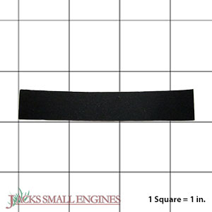 SUDL61 STRIP RUBBER FOOT
