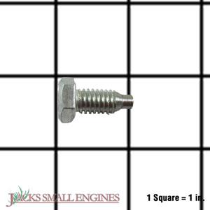 539115599 Set Screw w/ Hex Head