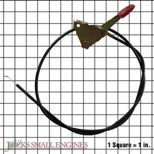 539118816 Throttle Cable