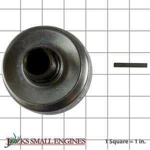 109601 Centrifugal Clutch w/ Pulley & Key