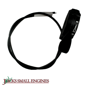 143971 Reverse Throw Throttle Cable