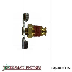 1411057 Brass Petcock Drain