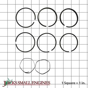 6101020 Pump Piston Ring Kit