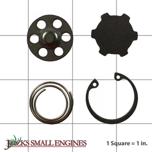 6101032 Discharge Valve Assembly