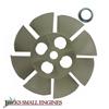 Plastic Fan 3939