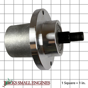encore 583106 spindle assembly jacks small engines. Black Bedroom Furniture Sets. Home Design Ideas