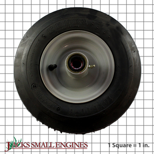 00200013 Caster Wheel Assembly