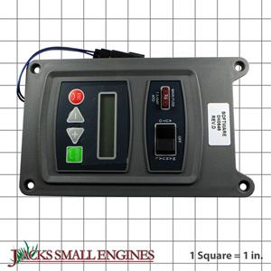 0H06430SRV Control Panel Assembly