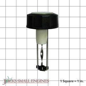 B4363GS Fuel Cap with Gauge