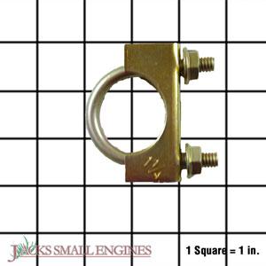 06920900 Muffler Clamp