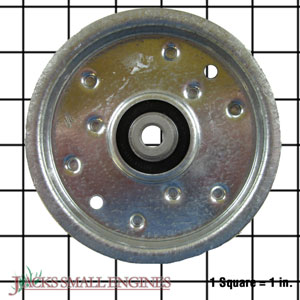 07327100 PULLEY  IDLER 4.00