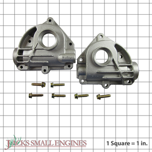 52003300 Right Hand Gear Case Casting