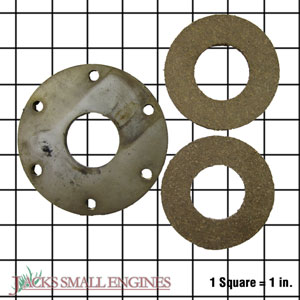 58501300 PTO Clutch Friction Washer Kit