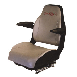 79101400 Sport Seat with Suspension