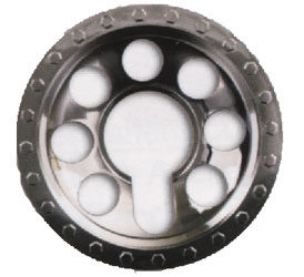 "79210600 6"" Wheel Cover"