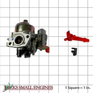 099980425116 Carburetor Assembly
