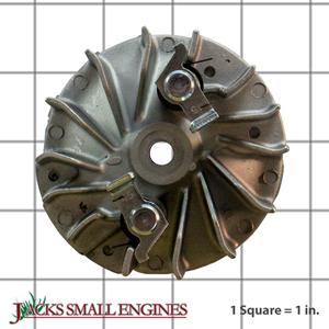Rotor & Pawl Assembly 308084001