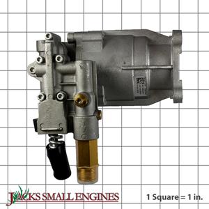 """308418007 7/8"""" Hollow Shaft Triplex Plunger Pump"""