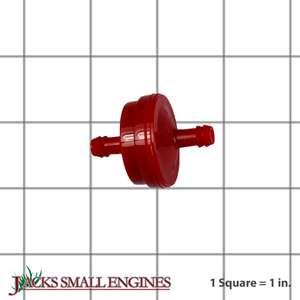 Inline Fuel Filter 308733008