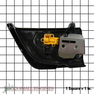 310508001 Chain Cover Assembly