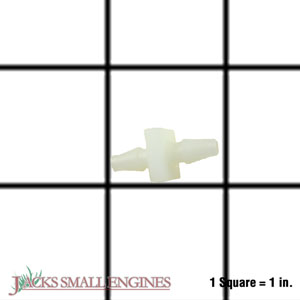 985304001 Inline Fuel Fitting
