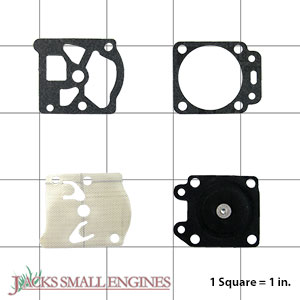 A00285A Gasket and Diaphragm Kit