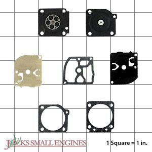 A03904 Diaphragm Kit