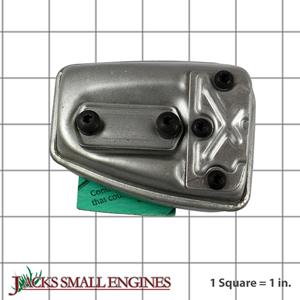 Muffler Assembly UP04634
