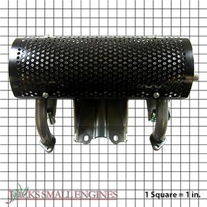VHRM6 Muffler Kit