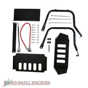 08020ZB410AH Battery Tray Kit