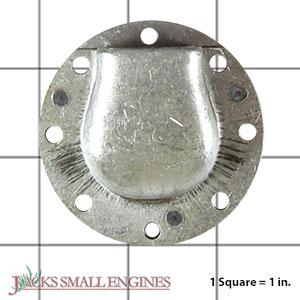 110414 Muffler Deflector