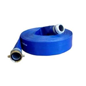 1145200050H Blue Goodyear Spiraflex Discharge Hose Assembly