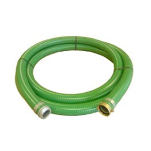 1240150020H Green PVC Water Suction Hose Assembly