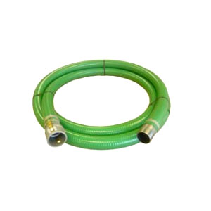1240200020CNH Green PVC Water Suction Hose Assembly