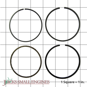13010Z0T801 Standard Ring Set