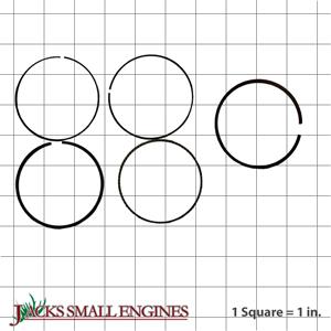 13010Z5H004 Standard Ring Set