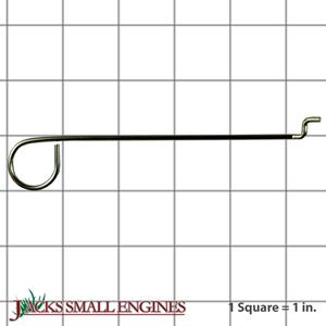 16611ZL8000 Choke Control Rod