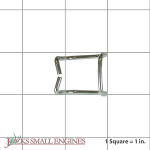Air Cleaner Wire Clip 17236899000